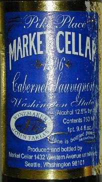 [label collection (none)]  sc 1 th 300 & Market Cellar Winery and Homebrew Supplies -- MikeLu0027s Guide to WA ...